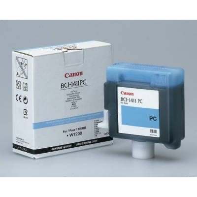Canon inktpatroon BCI-1411PC cyaan licht 7578A001