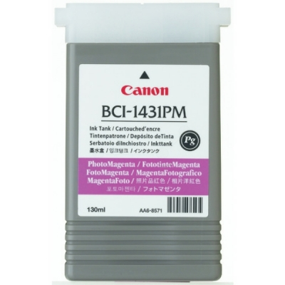 Canon inktpatroon BCI-1431 PM magenta licht 8974A001