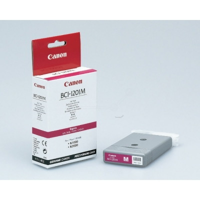 Canon inktpatroon BCI-1201M magenta 7339A001