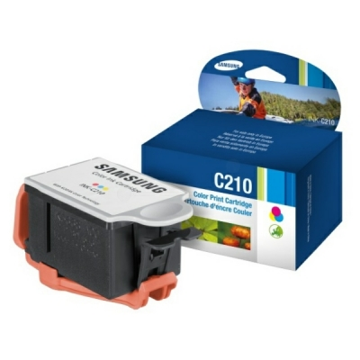 Samsung printkop inK-C210 color