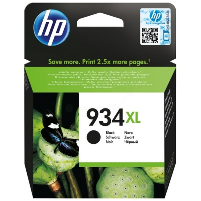 HP inktpatroon nr. 934XL zwart C2P23AE