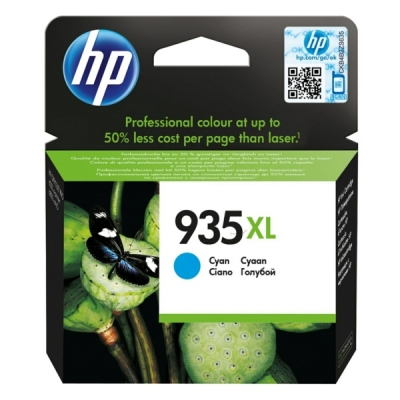 HP inktpatroon nr. 935XL cyaan C2P24AE