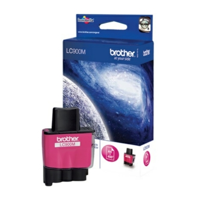Brother inktpatroon LC-900M magenta