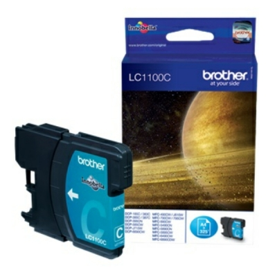 Brother inktpatroon LC-1100C cyaan
