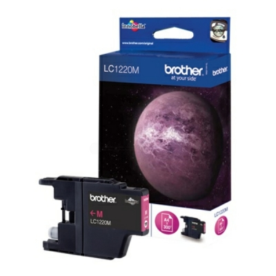 Brother inktpatroon LC-1220M magenta