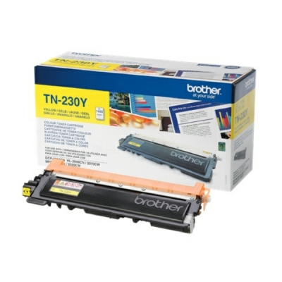 Brother toner TN-230Y geel