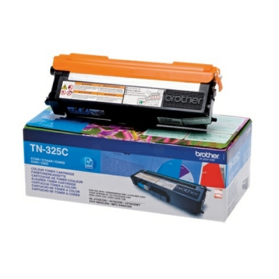 Brother toner TN-325C cyaan