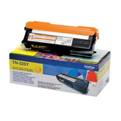 Brother toner TN-325Y geel