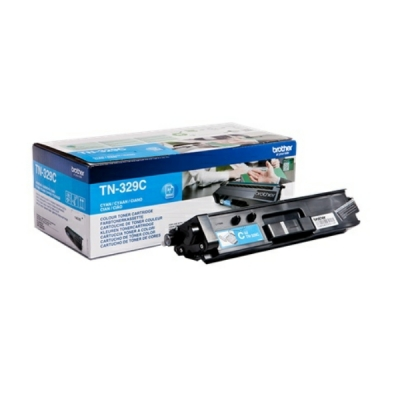 Brother toner TN-329C cyaan