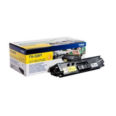 Brother toner TN-329Y geel