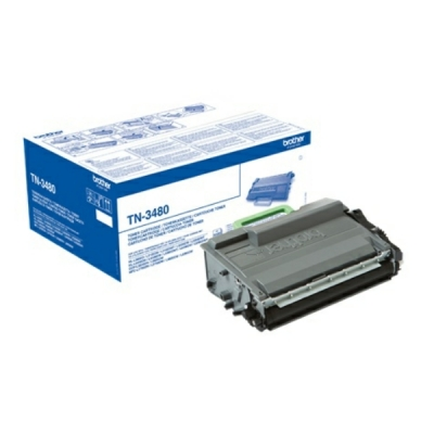 Brother toner TN-3480 zwart