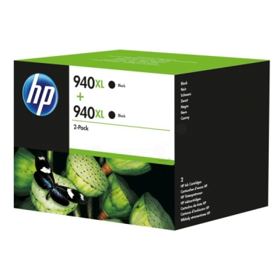 HP D8J48AE inktpatroon zwart 940XL