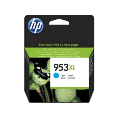 HP F6U16AE inktpatroon cyaan 953XL