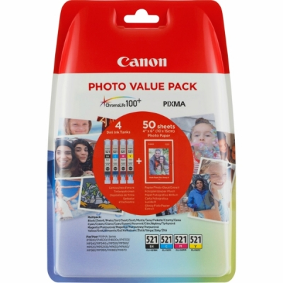 Canon 2933B010 inktpatroon MultiPack 521
