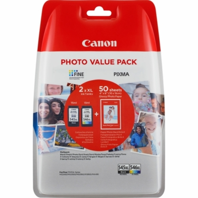 Canon 8286B006 printkop Multipack PG-545CL546