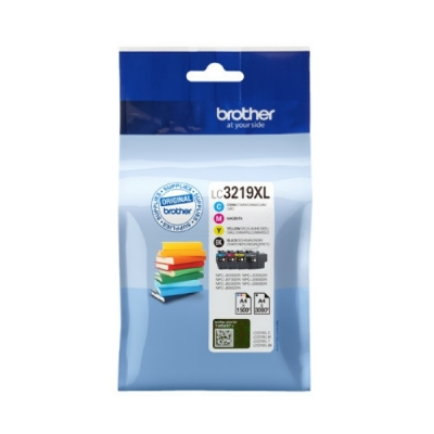 Brother LC-3219XLVALDR inktpatroon MultiPack