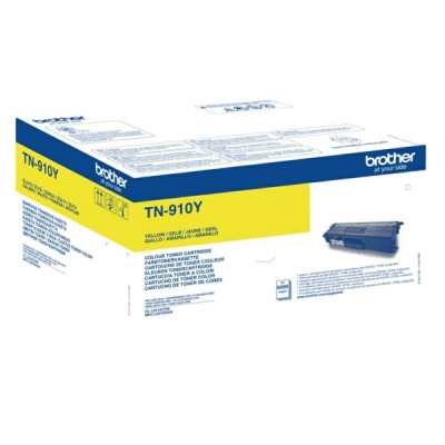 Brother TN-910Y toner geel
