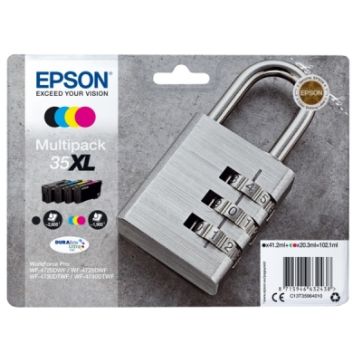 Epson C13T35964010 inktpatroon MultiPack 35XL