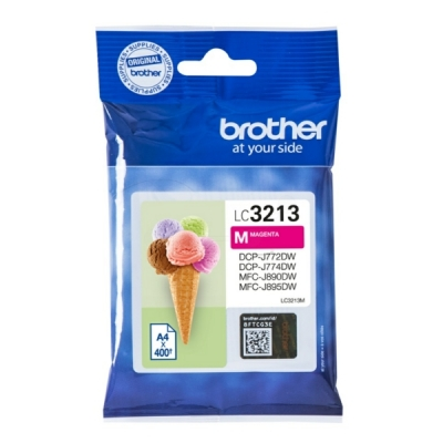 Brother LC-3213M inktpatroon magenta