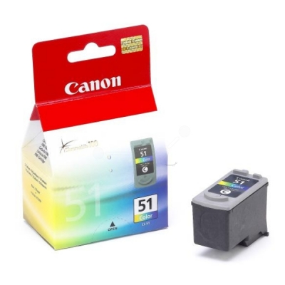 Canon printkop CL-51 color 0618B001