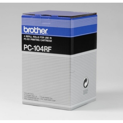 Brother Thermo-transfer-rol PC104RF