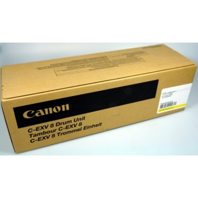 Canon drum C-EXV8 geel 7622A002