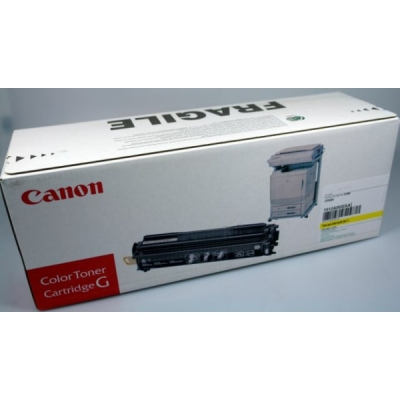 Canon toner Cartridge G EP-82Y geel 1512A003